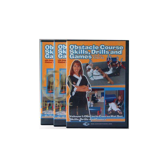 Sensei Kimber Hills Obstacle Course Skills Series Vol. 3