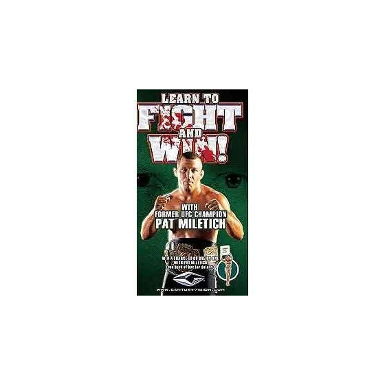 Pat Miletich Fight Series Titles Vol. 3: Muay Thai Pad Combinations
