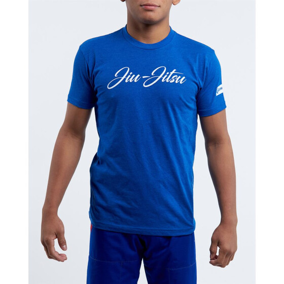Gameness JJ Signature T-Shirt Blau M