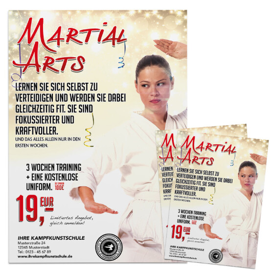 Martial arts for child