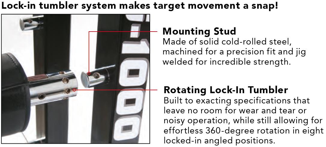 Focusmaster G-1000 Lock-in Tumbler System